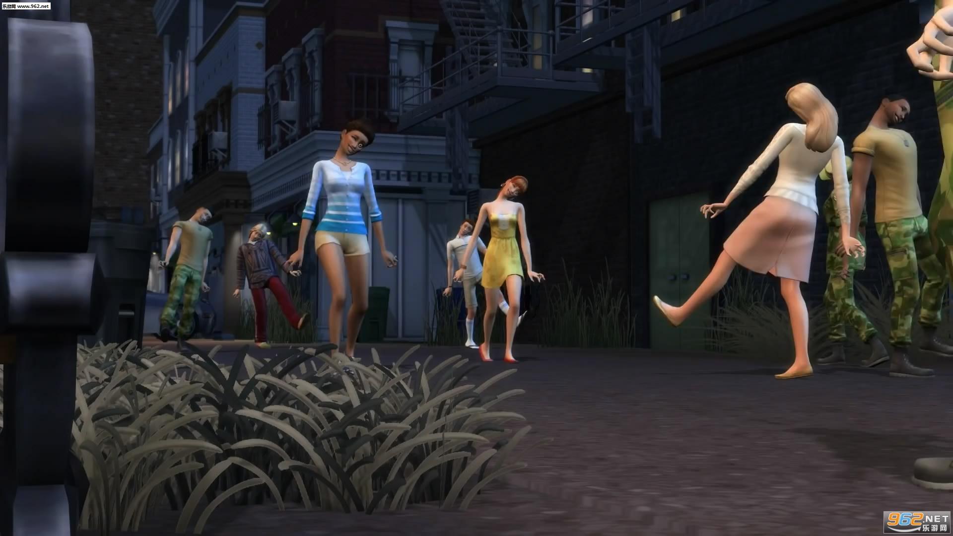 模拟人生4:诡奇小镇PC版截图3