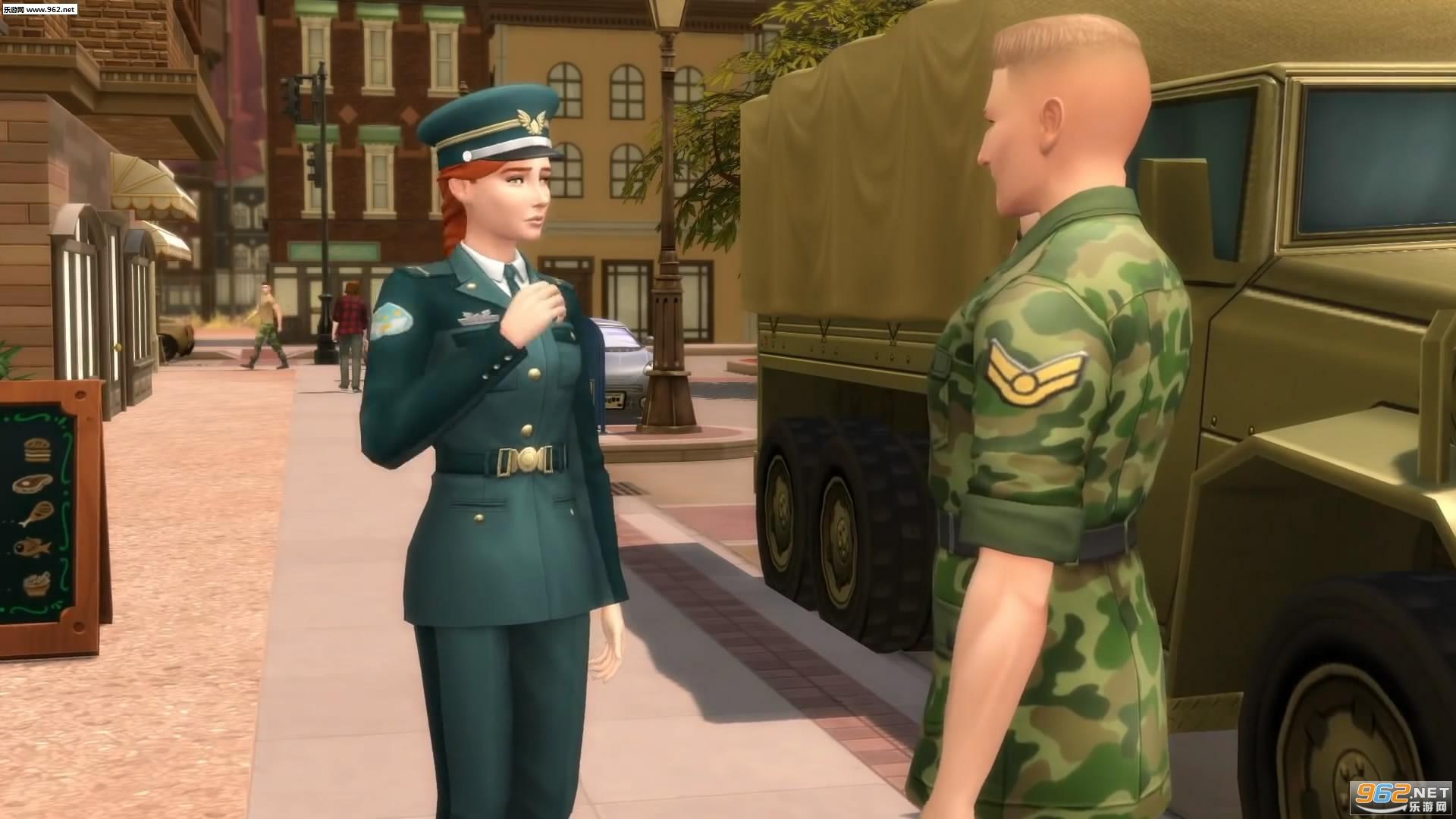模拟人生4:诡奇小镇PC版截图5