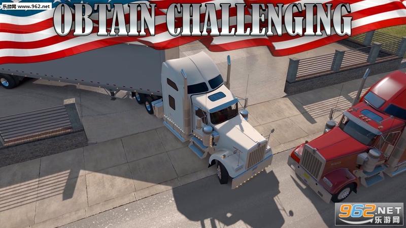 美国卡车模拟器正式版v1.81截图2