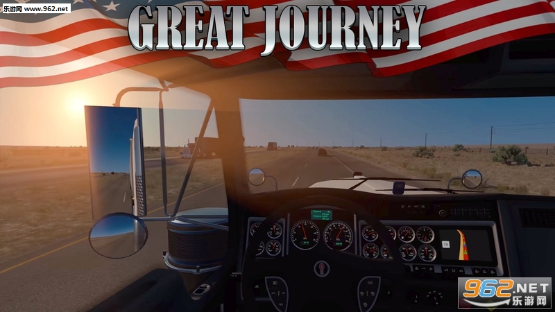 美国卡车模拟器正式版v1.81截图3