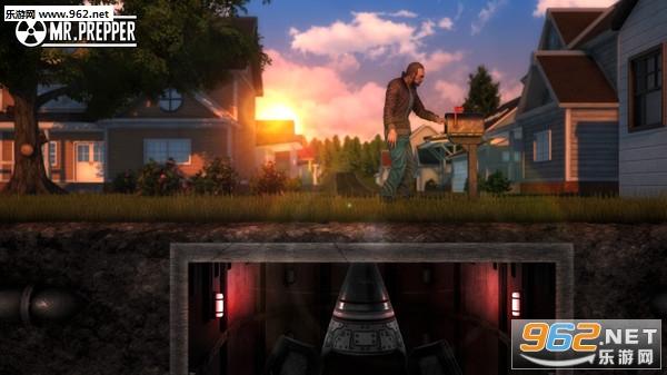 Mr. Prepper末日准备狂Steam版截图1