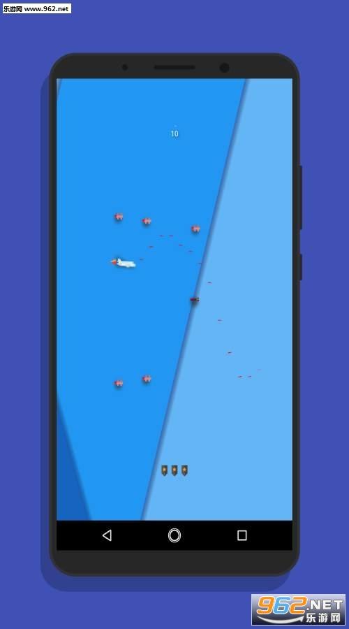 物质空间射击大战官方版v1.3_截图1
