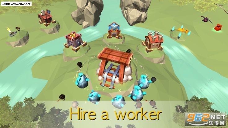 采矿村(Mining Village)安卓版v1.1_截图1