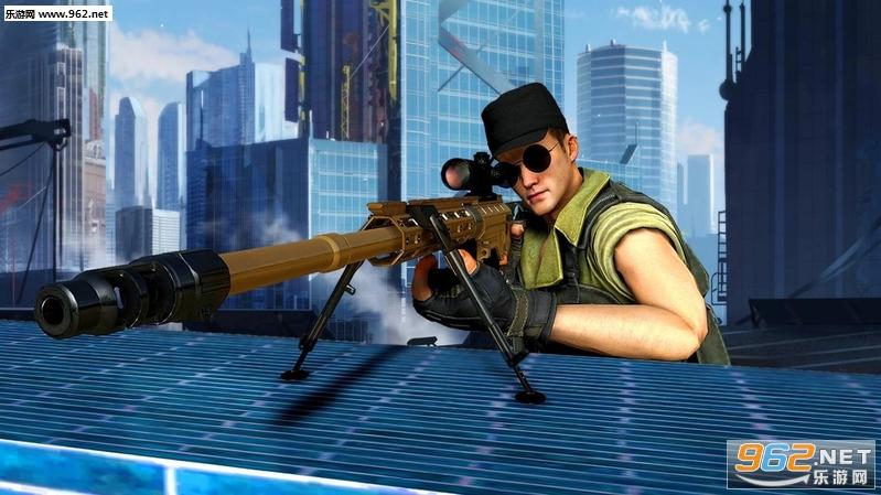 狙击精英3D刺客安卓版