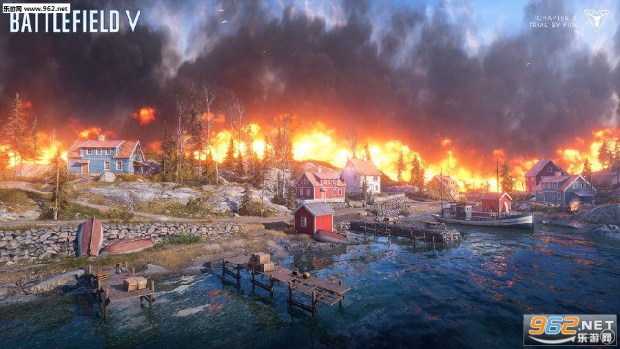 《战地5》大逃杀模式要来 DICE表示传统多人仍是核心