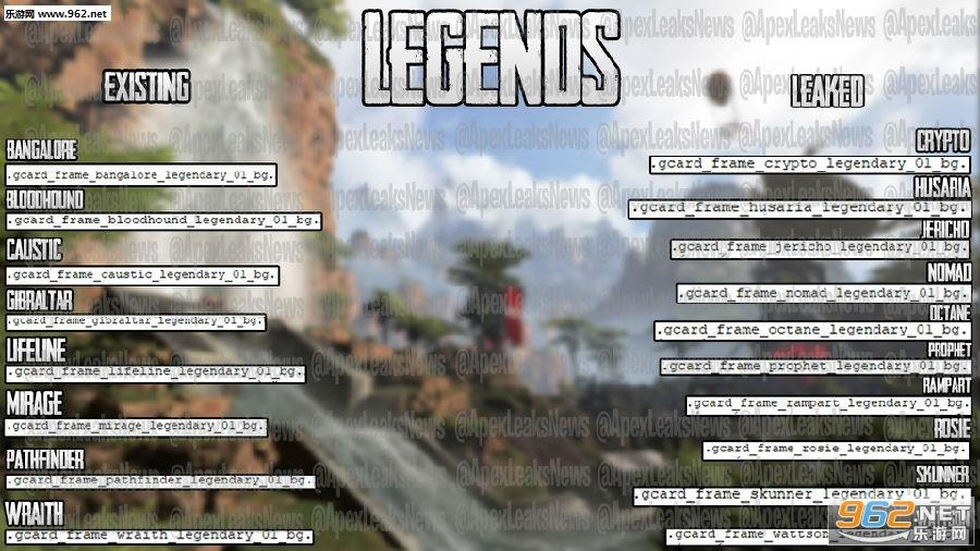 数据挖掘发现《Apex英雄》将追加NPC和踏墙跑