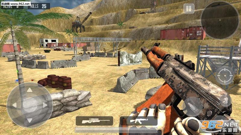 山地狙击手安卓版