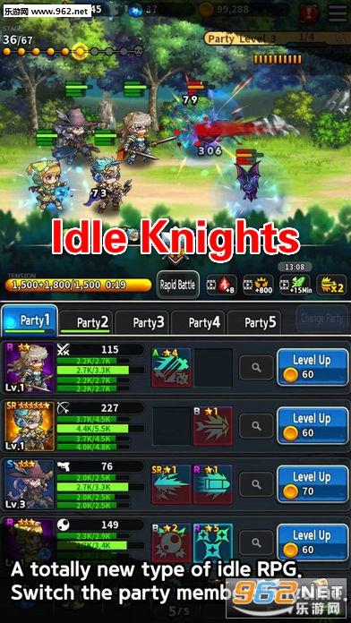 Idle Knights官方版