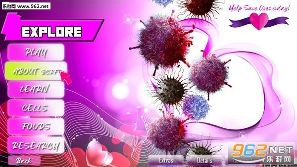 力战癌细胞 寓教类公益性新游戏《我支持乳腺癌研究》登陆Steam