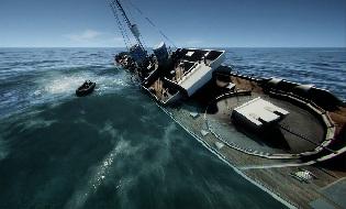 潜艇模拟游戏《Uboat》公布 今年第一季度登录steam