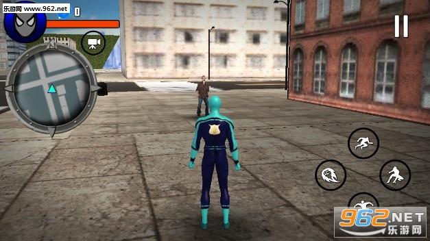 大力蜘蛛侠2安卓版(最新版)v5.7_截图1