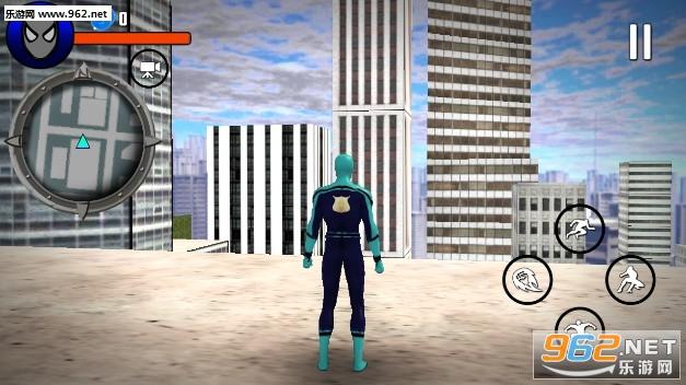 大力蜘蛛侠2安卓版(最新版)v5.7_截图3