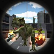 狙击恐龙模拟器游戏