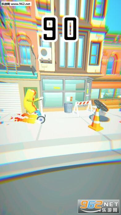 人行道混乱游戏v1.0_截图0