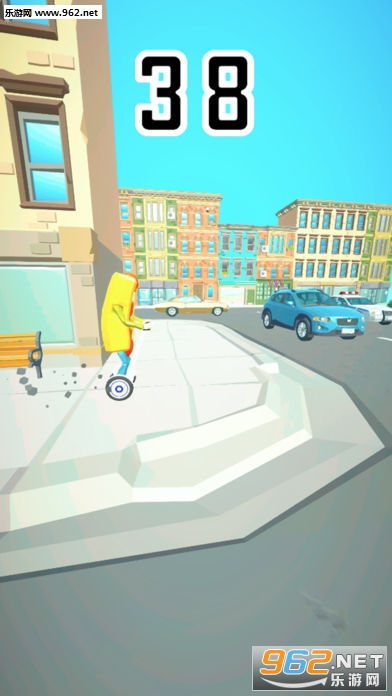 人行道混乱游戏v1.0_截图1