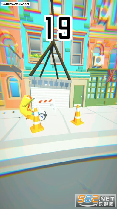 人行道混乱游戏v1.0_截图2