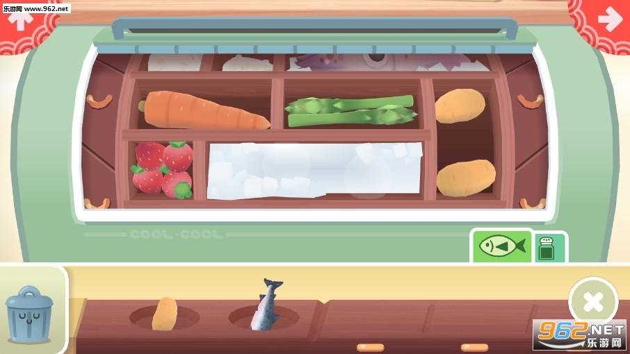 托卡小厨房寿司无限金币版v1.0_截图1