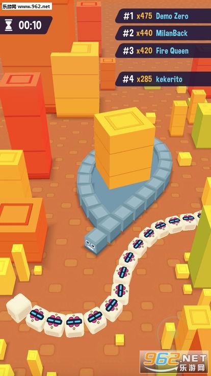 Hungry Snake City官方版v1.0_截图1