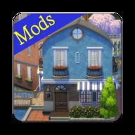 模拟人生4建筑模组免费版