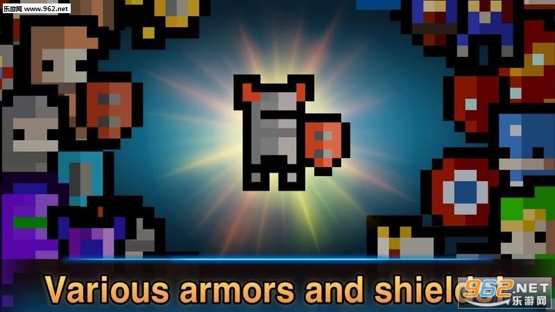 自我之盾游戏v0.63 (Ego Shield)_截图1
