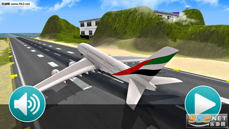 模拟飞行驾驶安卓版v2.1_截图0