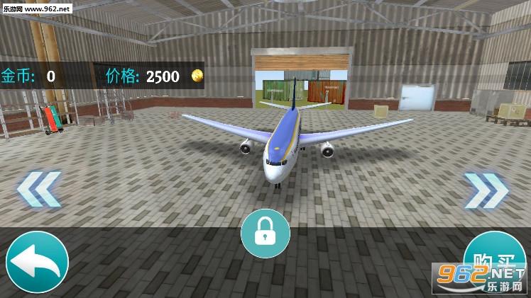 模拟飞行驾驶安卓版v2.1_截图2