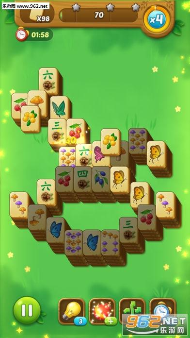 麻将森林之旅安卓版(Mahjong Forest Journey)v1.7.9_截图1