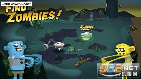 僵尸刺客安卓版(Zombie Catch)v1.21.0截图0