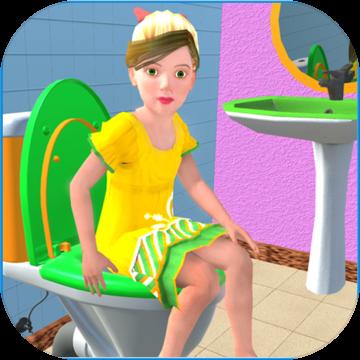 儿童厕所急救指南安卓版(Kids Toilet Emergency Pro 3D)
