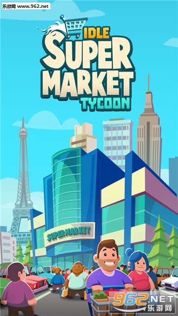 ���д�Ӯ�ҹٷ���(Idle Supermarket Tycoon)v1.1_��ͼ0
