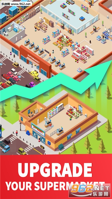 ���д�Ӯ�ҹٷ���(Idle Supermarket Tycoon)v1.1_��ͼ3
