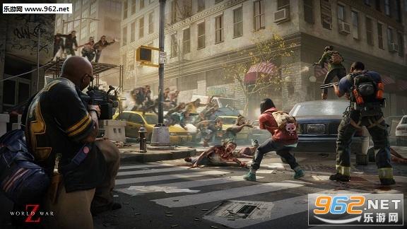 《僵尸世界大战》上市预告片发布 4月16日正式上线