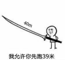 40米大刀表情包