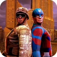 超级英雄美国队长安卓版