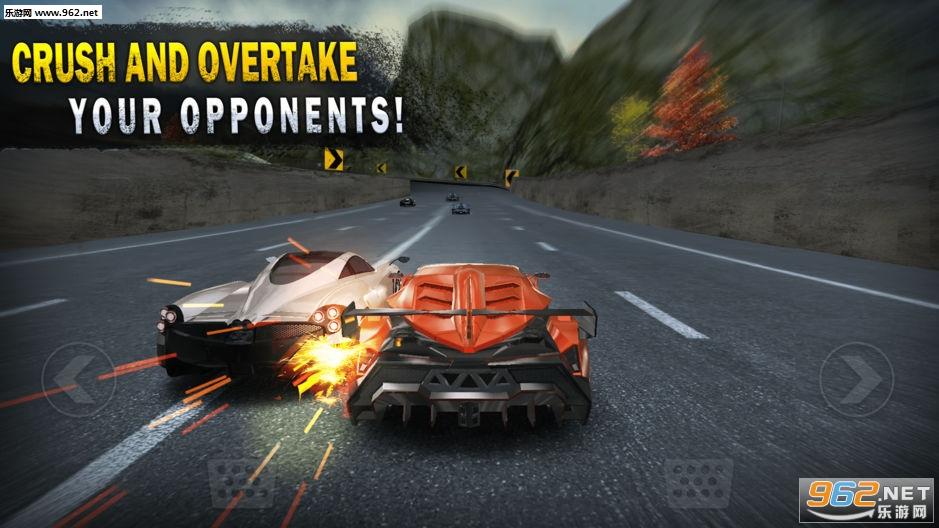 Crazy For Speed ios版v2.3.3100_截图1