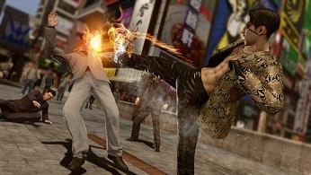 《如龙:极2》PC配置要求公布 5月9日登录steam