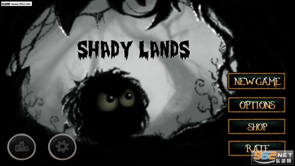 阴凉的土地Shady Lands游戏v1.07_截图6