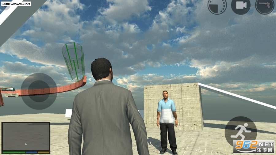 洛杉矶富豪游戏跑车版_截图2