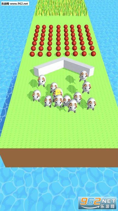 Sheep Graze游戏_截图0