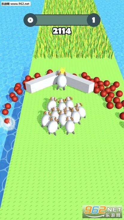 Sheep Graze游戏_截图1