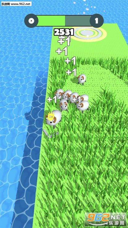 Sheep Graze游戏_截图3