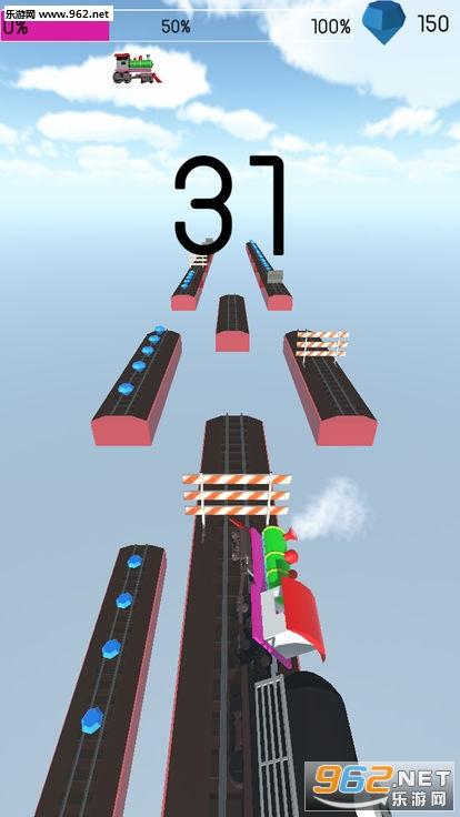 Missing Rail Track官方版v1.0_截图2