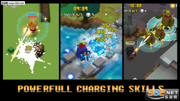 像素骑士官方版(Pixel Knights)1.0_截图3