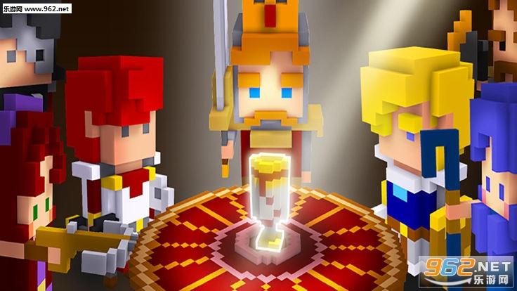 像素骑士官方版(Pixel Knights)1.0_截图4