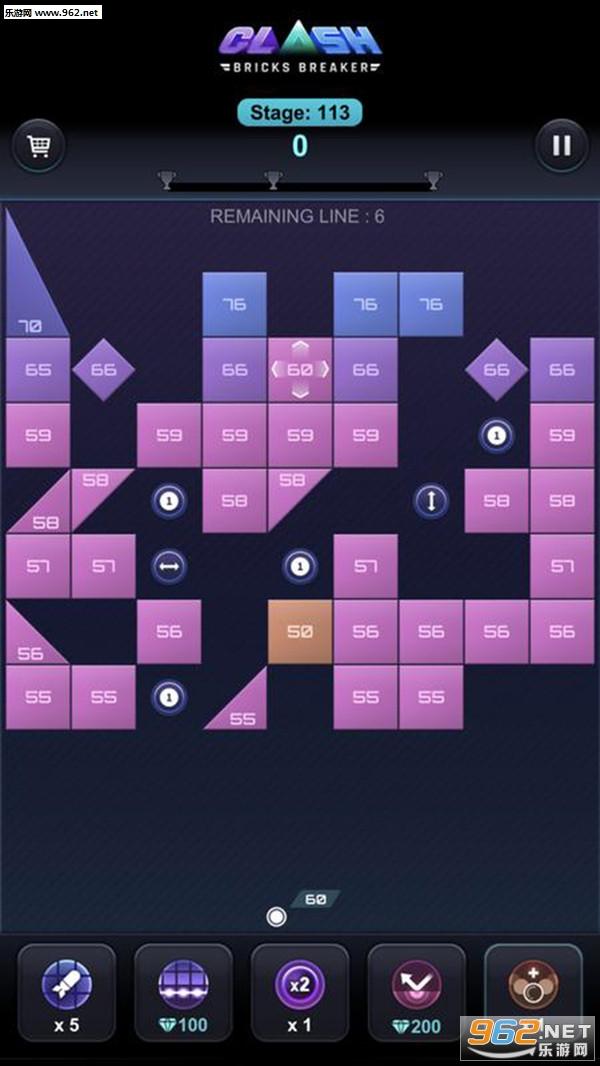 砖块破碎闪击战安卓版v1.0.0_截图0