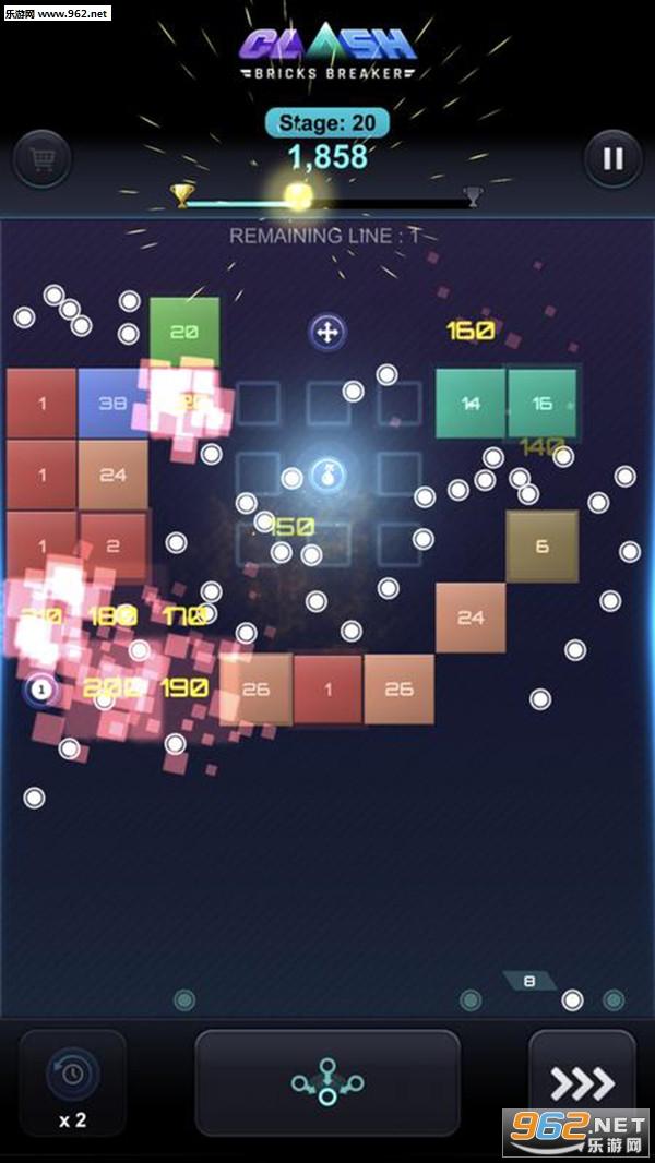 砖块破碎闪击战安卓版v1.0.0_截图1