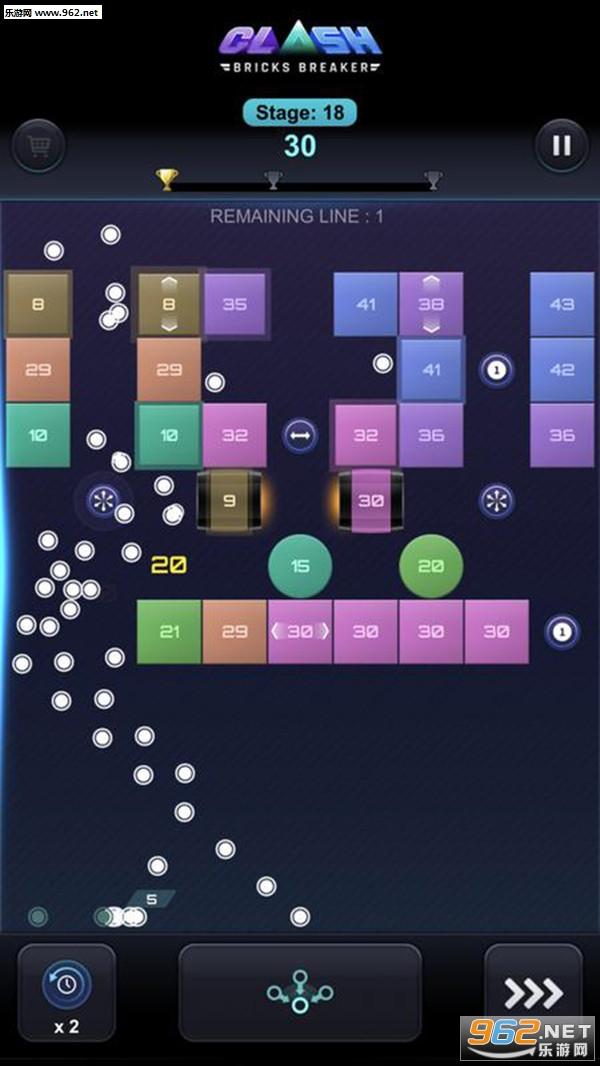砖块破碎闪击战安卓版v1.0.0_截图2