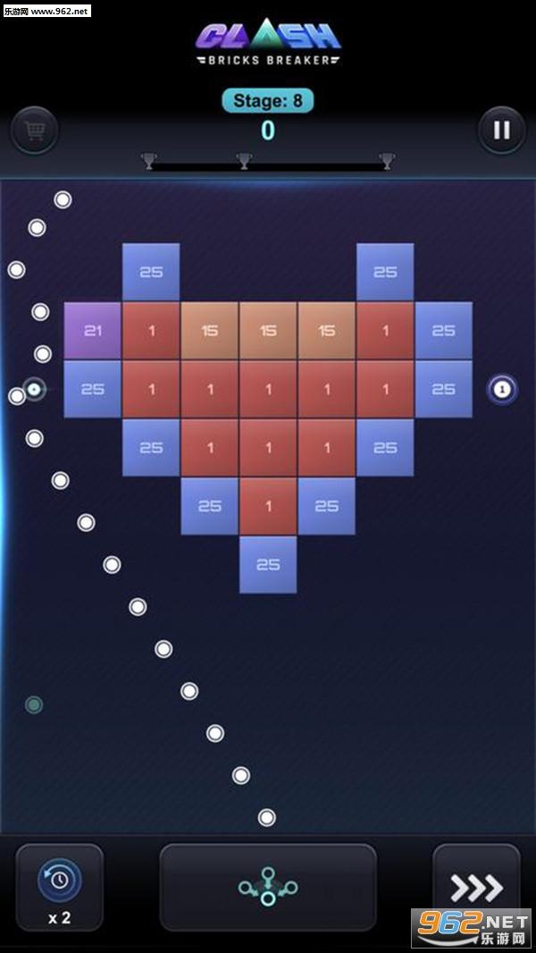 砖块破碎闪击战安卓版v1.0.0_截图3