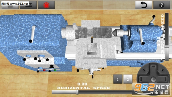 车床工人机器模拟器安卓版v1.6.38_截图2