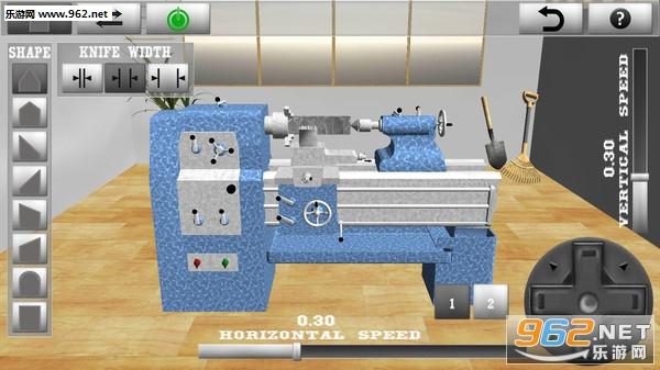 车床工人机器模拟器安卓版v1.6.38_截图3